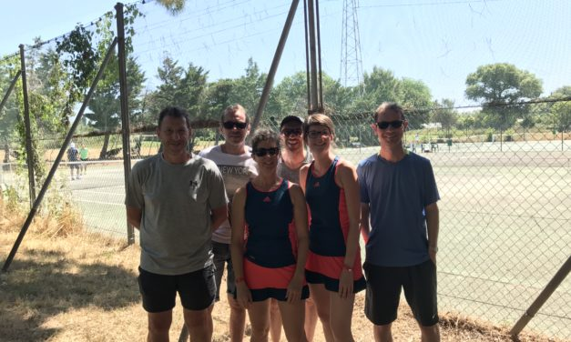 Résultats Challenge Tennis- Arles 2017
