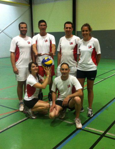 Volley corpo 2015