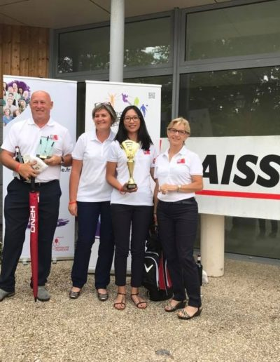 Challenge GOLF Orléans 2017
