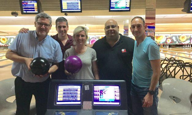 Invitation au Bowling de Mérignac le 10 Juillet