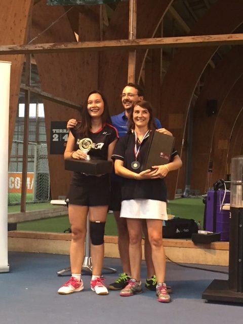 Finaliste Femme Challenge Bad 2017