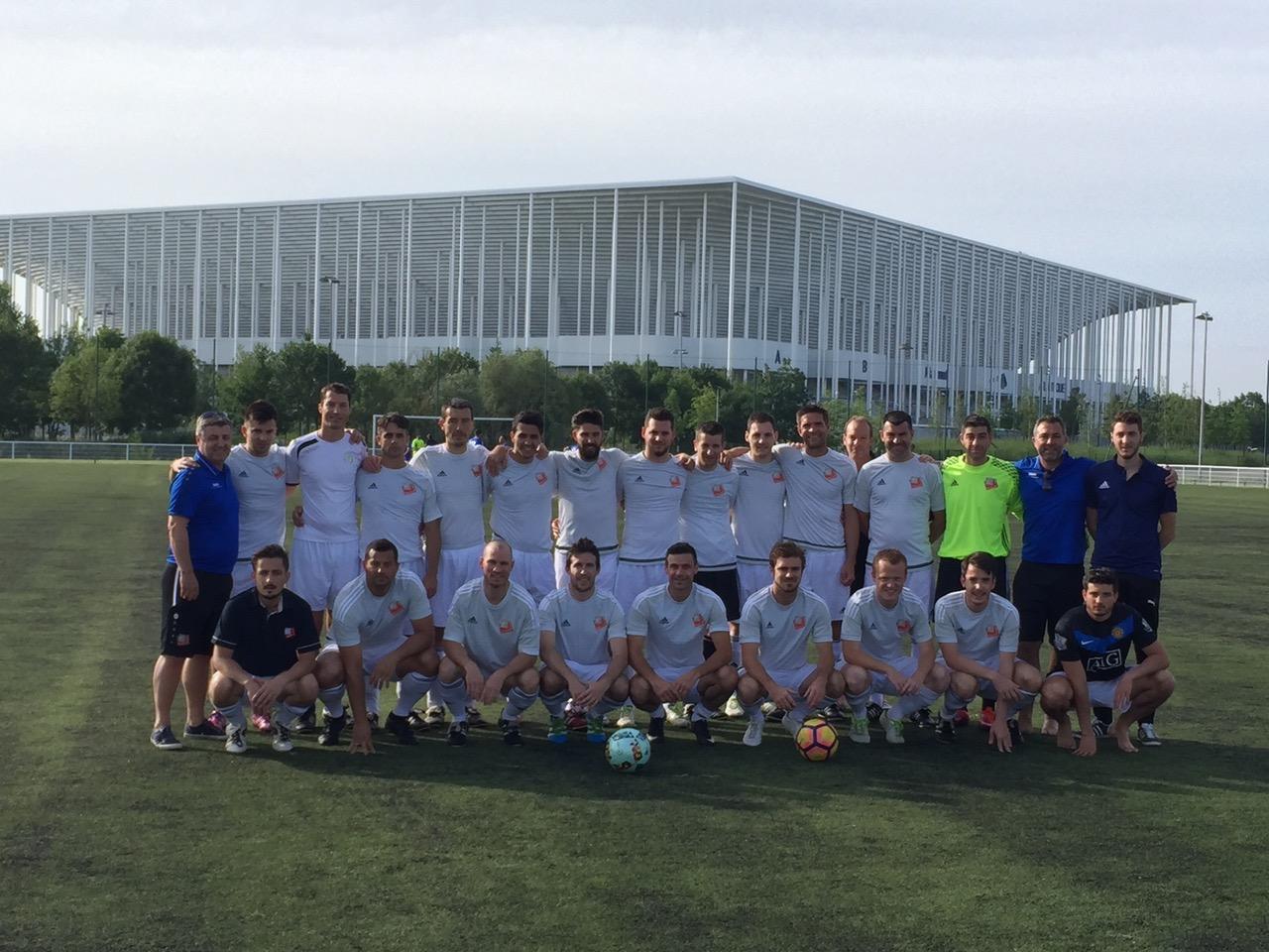 Challenge foot 2017 Bordeaux Matmut
