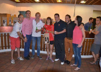 Finale corpo 2017 récompense groupe 1
