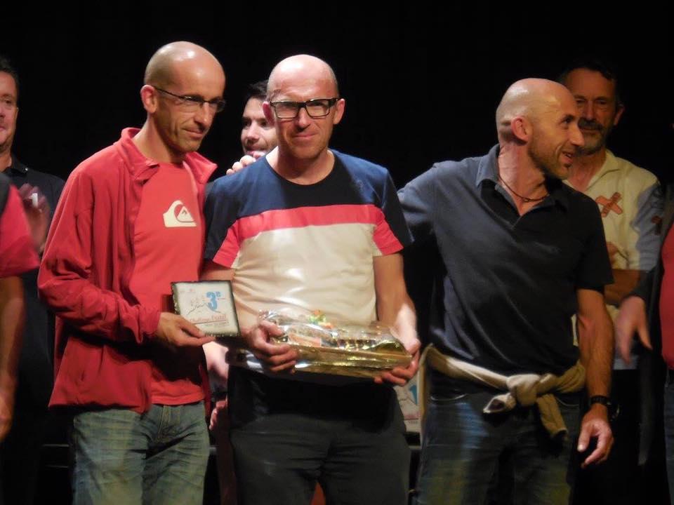 trail sancy 2016 remise trophée